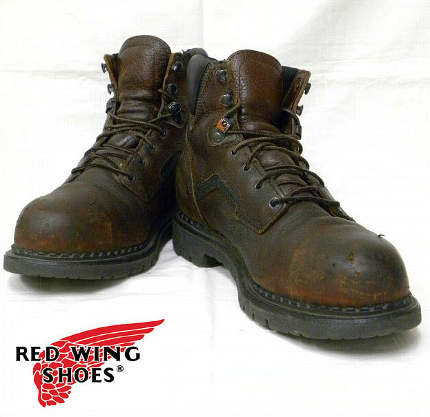 JEANSBUG | Rakuten Global Market: 7 RED WING (redwing) USED hall ...