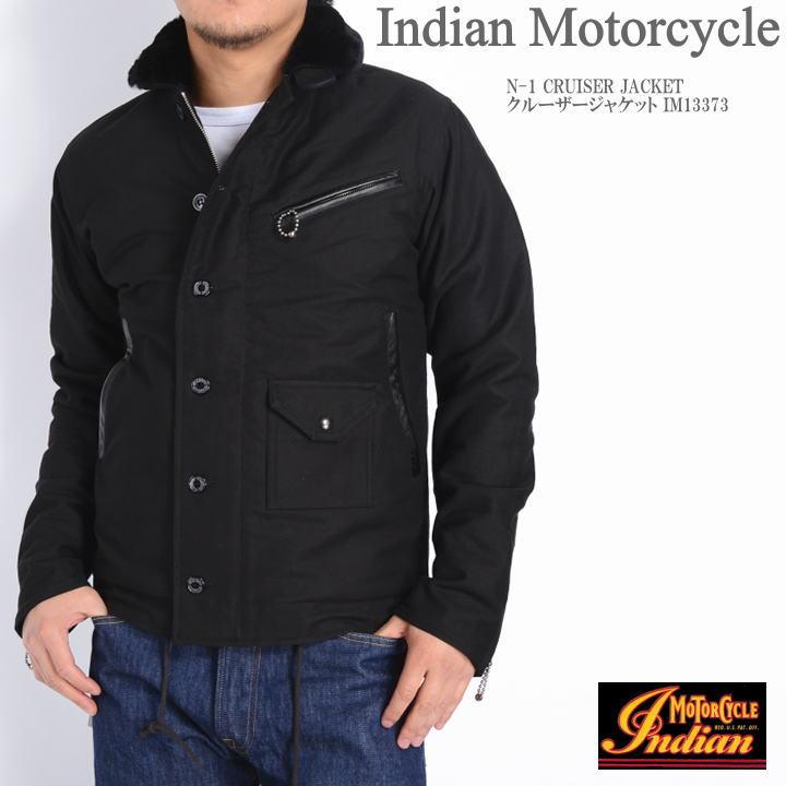 INDIAN MOTORCYCLE インディアンモーターサイクル N-1 CRUISER JACKET クルーザージャケット IM13373