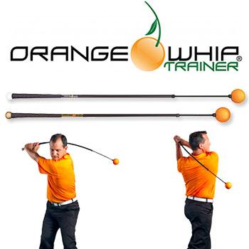 【ゴルフ】【トレーニング】【短時間で効果的にトレーニング】Orange Whip Trainer オレンジウィップトレーナー スイング練習