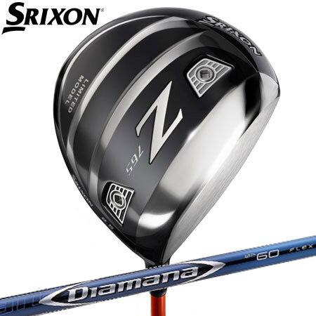 【数量限定】【送料無料】【ドライバー】スリクソン SRIXON 2016 Z765 リミテッドモデル ドライバー [Diamana BF60装着](日本正規品)