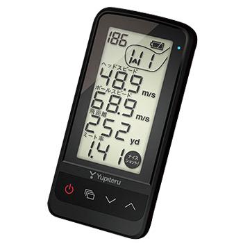 【ゴルフ】【スイング練習】ユピテル Yupiteru スイングトレーナー GST-7BLE スイング測定器