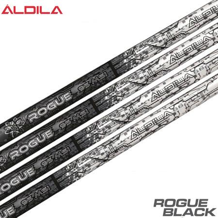 【送料無料】【ゴルフ】【シャフト】アルディラ ALDILA TOUR ROGUE BLACK (ツアー ローグ ブラック) ウッド用カーボンシャフト [95MSI](USA直輸入品)