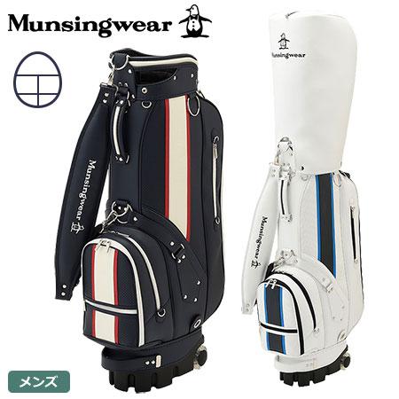 【楽ギフ_のし宛書】 【ゴルフ MQBLJJ00】 メンズ【キャディバッグ 日本正規品】マンシングウェア Munsingwear メンズ キャスター付きキャディバッグ MQBLJJ00 日本正規品, ミナベチョウ:321069a2 --- neuchi.xyz