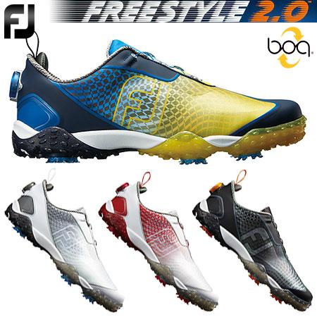 【ゴルフ】【スパイクシューズ】フットジョイ FOOTJOY メンズ FREESTYLE 2.0 Boa 日本正規品 57350 57351 57352 57353