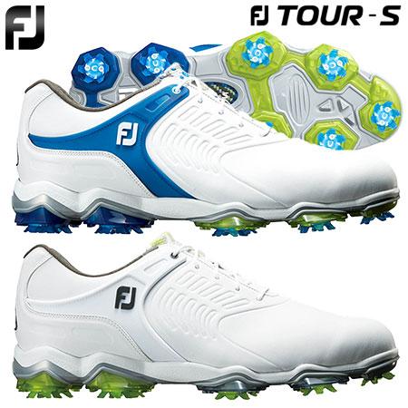 【ゴルフ】【スパイクシューズ】FOOTJOY フットジョイ メンズ FJ TOUR-S スパイクシューズ 55308 55307 2018年モデル