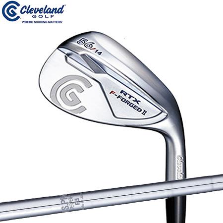 【ゴルフ】【ウェッジ】クリーブランド CLEVELAND RTX F-FORGED (ローテックス エフ フォージド2) ウェッジ [N.S.PRO 950GH装着] 日本正規品