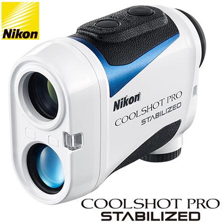 【送料無料】【ゴルフ】【距離測定器】ニコン Nikon COOLSHOT PRO STABILIZED (G-917) レーザー距離計
