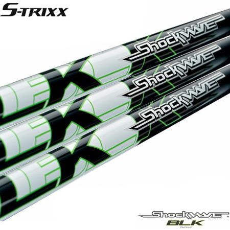 【送料無料】【ゴルフ】【シャフト】エストリックス S-TRIXX ShockWAVE BLACK Series (ショックウェーブ ブラックシリーズ) [ウッド用カーボンシャフト単品]