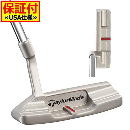 【ゴルフクラブ】【パター】テーラーメイド TAYLORMADE REDLINE (レッドライン) パター [Siena2(シエナ2)] (USA直輸入品)