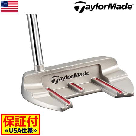 【ゴルフクラブ】【パター】テーラーメイド TAYLORMADE REDLINE (レッドライン) パター [Monza(モンザ)] (USA直輸入品)