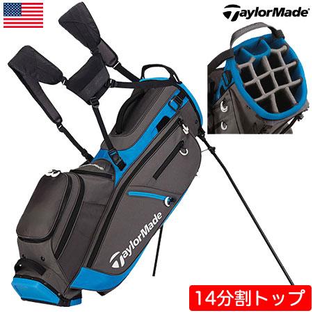 【キャディバッグ】テーラーメイド TaylorMade メンズ FlexTech Crossover Stand Bag [N6535101] USA直輸入品