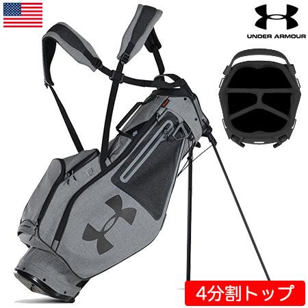 高価値 【ゴルフ】【スタンドバッグ】アンダーアーマー UNDER UNDER ARMOUR メンズ メンズ UA Speedround Storm Speedround Sunbrella 1317081 USA直輸入品, スズカグン:722ec08a --- eigasokuhou.xyz