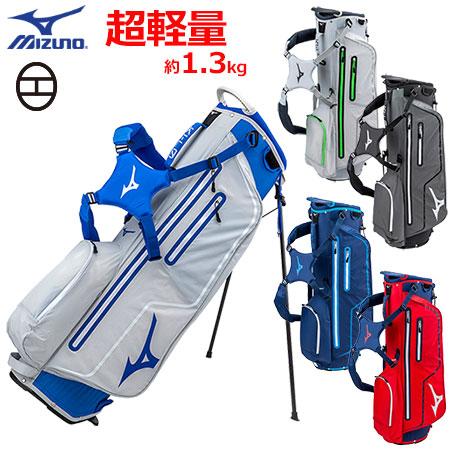 【ゴルフ】【キャディバッグ】ミズノ mizuno メンズ K1-L0 キャディバッグ 5LJC182200 2018年モデル