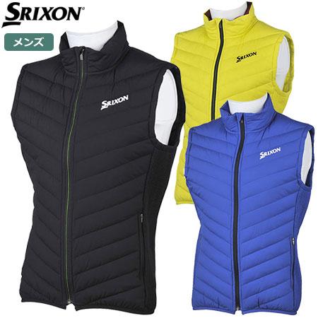 【ゴルフ】【ベスト】スリクソン SRIXON メンズ ダウンベスト RGMMJK51 2018秋冬