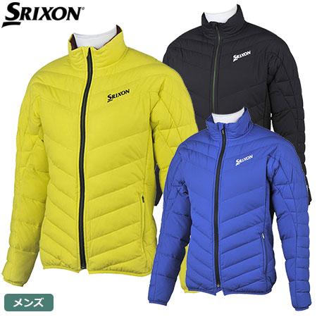 【ゴルフ】【アウター】スリクソン SRIXON メンズ ダウンジャケット RGMMJK05 2018秋冬