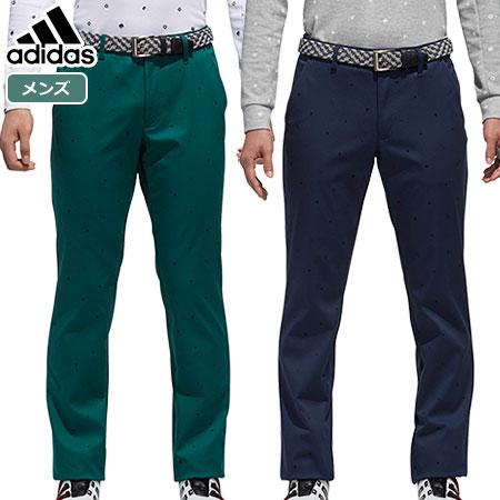 【ゴルフ】【パンツ】アディダス adidas メンズ JP adicross モノグラムボンディングパンツ CCS84 2018秋冬