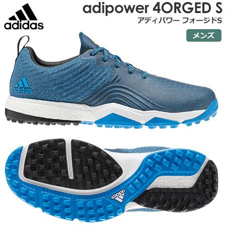 【ゴルフ】【スパイクレス】アディダス (B37176) adidas メンズ adidas adipower フォージドS) 4ORGED S (アディパワー フォージドS) スパイクレスシューズ BAY92 (B37176), オリジナル職人屋:91bcf914 --- acessoverde.com