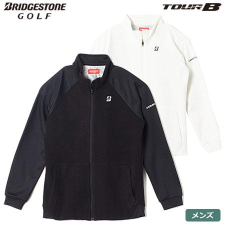 【ゴルフ】【トレーナー】ブリヂストンゴルフ BRIDGESTONE GOLF メンズ TOUR B 長袖前開きトレーナー KGM02B