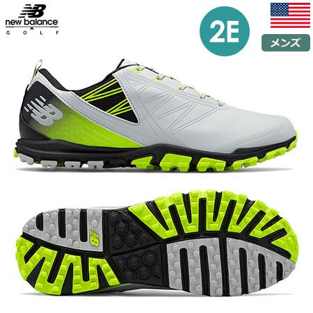 【ゴルフ】【スパイクレス】ニューバランス newbalance メンズ Minimus SL スパイクレスシューズ 2E NBG1006GRG USモデル