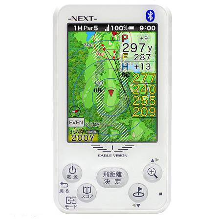 【ゴルフナビ】【GPS】イーグルビジョン EAGLE VISION NEXT [EV-732]