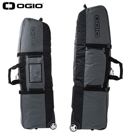 オジオ ストレートジャケット トラベルカバー Straight jacket Travel Bag JV (ダーク スタティック) 5918046OG OGIO 2019年モデル