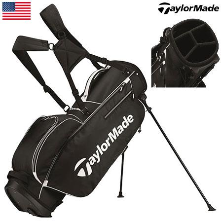【キャディバッグ】テーラーメイド TaylorMade メンズ 5.0 Stand Bag [N6387601] USA直輸入品