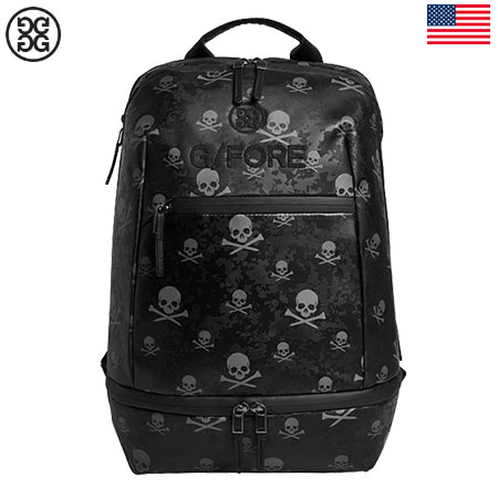 G/FORE ジーフォア KILLER PACK バックパック 23L ONYX G4AS19A30 USA直輸入品
