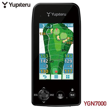 ユピテル Yupiteru ゴルフナビ YGN7000 GPS・距離測定器