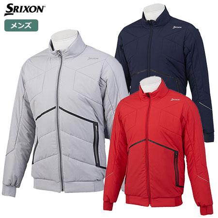 ダンロップ スリクソン Padding jacket 中綿ジャケット RGMOJK05 メンズ SRIXON 2019秋冬