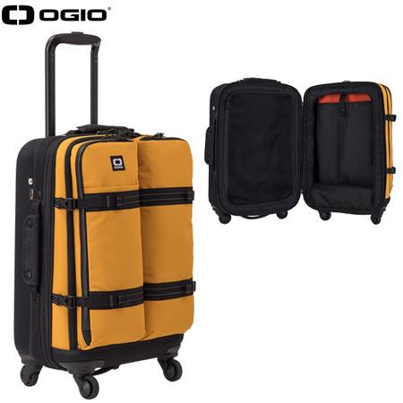 オジオ ALPHA CONVOY 522S TRAVEL BAG JV トラベルバッグ マスタード 33L 5920219OG 日本正規品