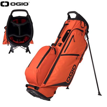 オジオ FUSE STAND BAG 4 JV スタンドキャディバッグ 5120090OG Neon 日本正規品