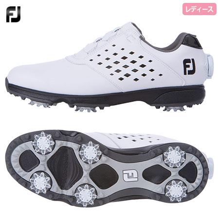 現品 ゴルフシューズ レディース スパイクシューズ 日本正規品 土日祝も発送 フットジョイ ボア ニューイーコンフォート 2021春夏モデル FOOTJOY 98637 25%OFF