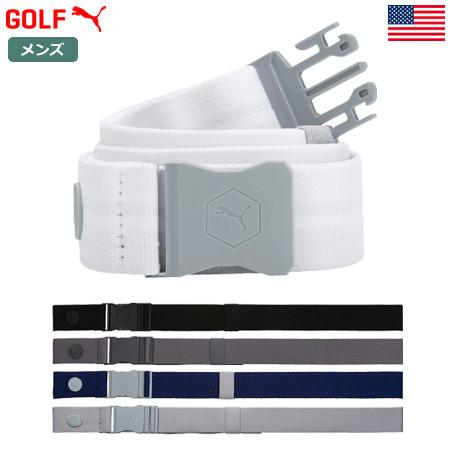 ゴルフウエア メンズ ベルト ストレッチ ゴルフ用 土日祝も発送 プーマ 開催中 訳あり商品 PUMA STRETCH Belt ULTRALITE USA直輸入品 Golf Men's 053538