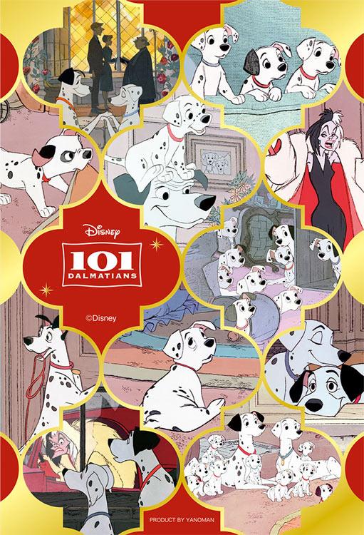 楽天市場 Yam 99 435 ディズニー ドリーム シーンズ 101匹わんちゃん 101匹わんちゃん 99ピース ジグソーパズルジャパン
