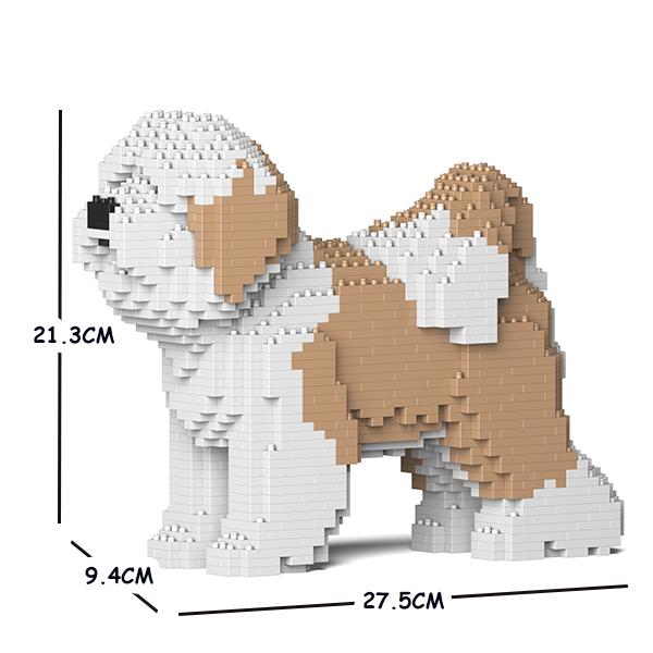 JEKCA ジェッカブロック チベタン・テリア 01S-M01 Sculptor ST19PT68-M01