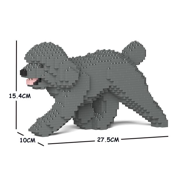 JEKCA ジェッカブロック トイ・プードル 02S-M06 Sculptor ST19TPD02-M06