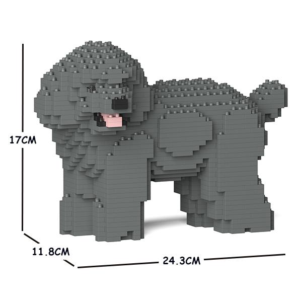 JEKCA ジェッカブロック トイ・プードル 05S-M06 Sculptor ST19TPD05-M06