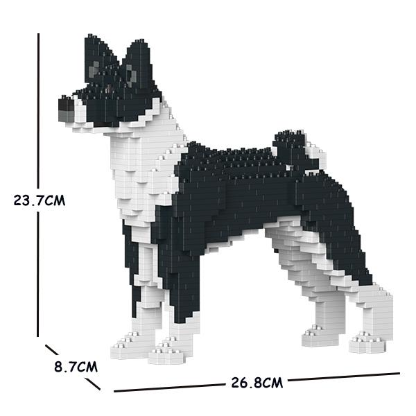 猫 ネコ ねこ 犬 いぬ 動物 block animal dog cat 限定タイムセール 大人向けおもちゃ 01S-M02 送料無料/新品 パズル Sculptor ジェッカブロック JEKCA ホビー バセンジー ST19PT67-M02