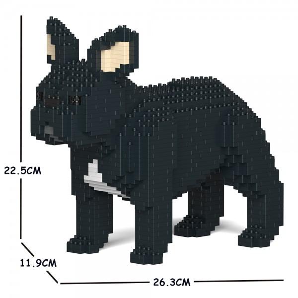 JEKCA ジェッカブロック フレンチ・ブルドッグ 02S-M03 Sculptor ST19FB02-M03