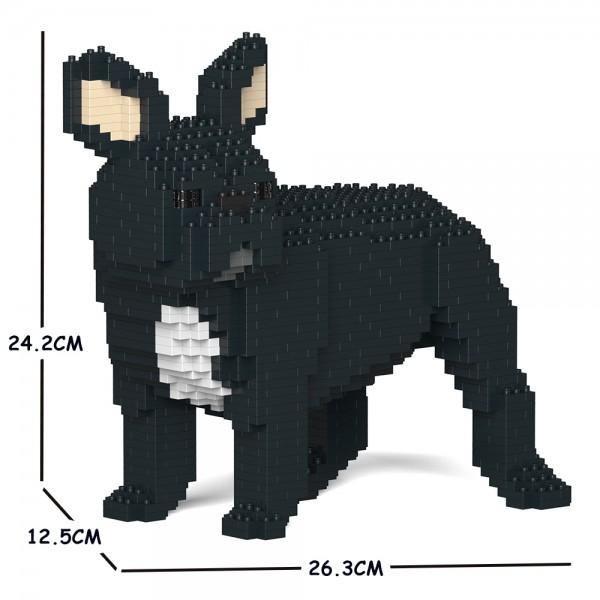JEKCA ジェッカブロック フレンチ・ブルドッグ 03S-M03 Sculptor ST19FB03-M03