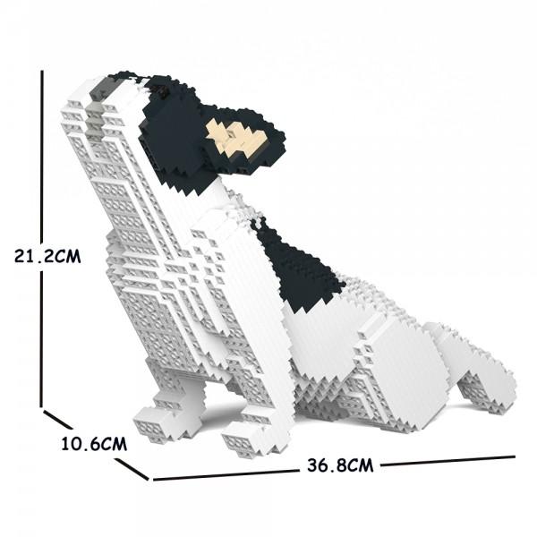 JEKCA ジェッカブロック フレンチ・ブルドッグ 05S-M04 Sculptor ST19FB05-M04