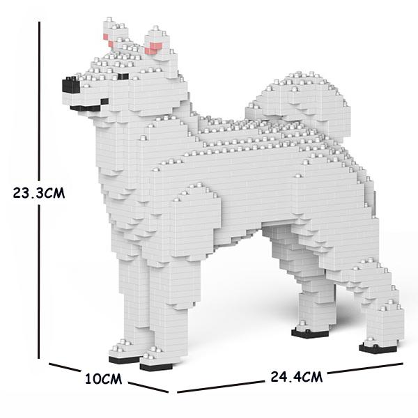 JEKCA ジェッカブロック 柴犬 01S-M03 Sculptor ST19PT06-M03