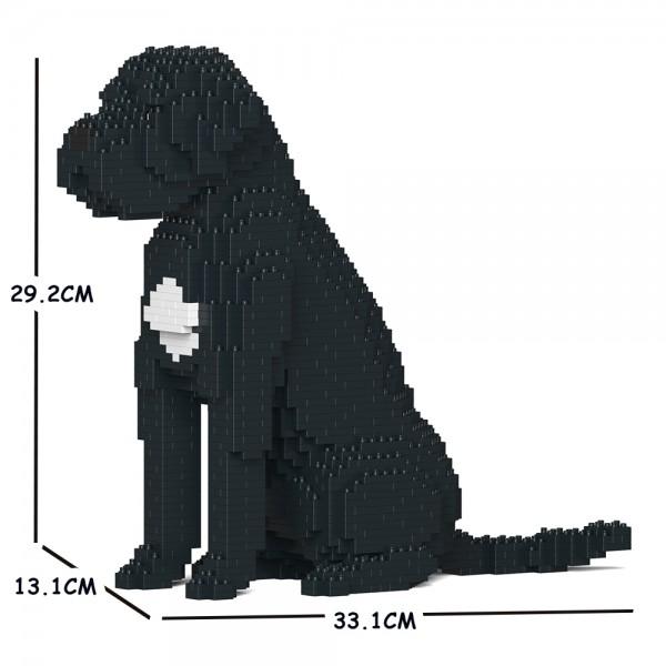 猫 ネコ ねこ 激安挑戦中 犬 いぬ イヌ 動物 block animal dog JEKCA 時間指定不可 cat イタリアン Sculptor ジェッカブロック ドッグ コルソ 01S ST19PT74