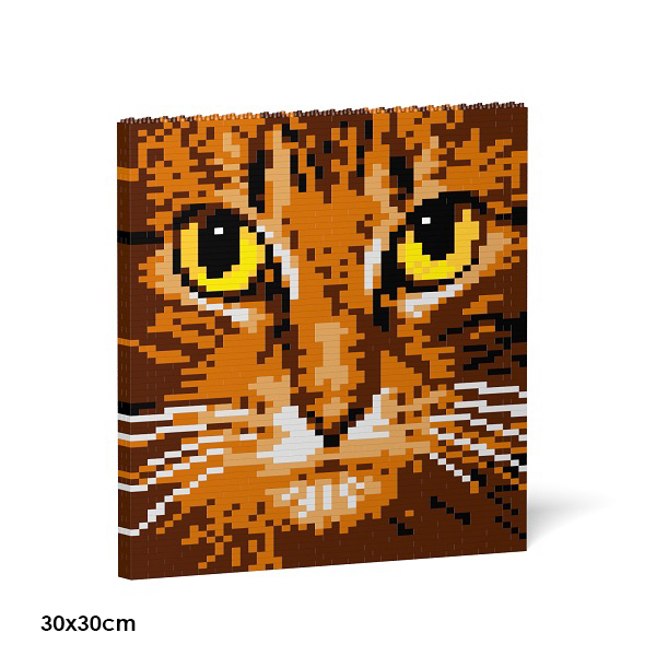 JEKCA ジェッカブロック パネル - 猫の目 04S-M01 Sculptor