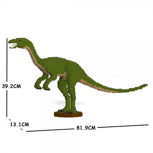 JEKCA ジェッカブロック 恐竜 コンプソグナトゥス 01S-M01 Sculptor ST19DN06-M01