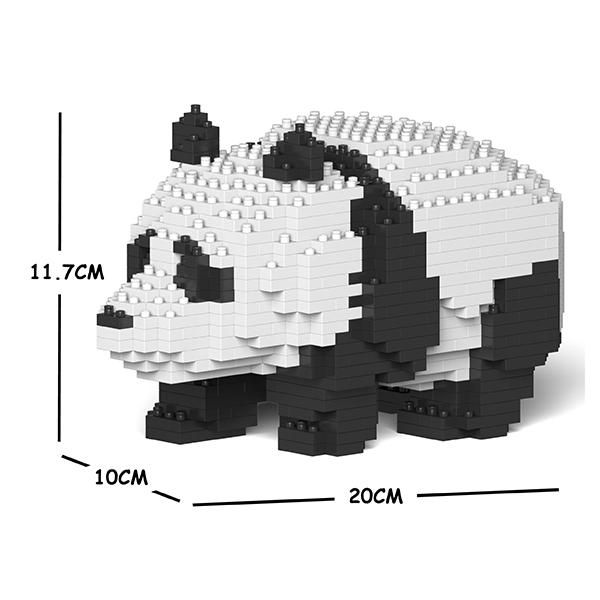 動物 猫 ネコ 犬 いぬ イヌ お洒落 jekca block blocks cats dogs animal dog buildingblocks Sculptor ST19ML02 02S animals cat アウトレット JEKCA ジャイアントパンダ ジェッカブロック