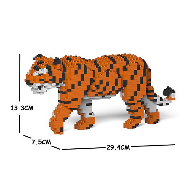 動物 猫 ネコ 犬 いぬ イヌ jekca block blocks cats dogs animals 01S 登場大人気アイテム Sculptor 新作 dog ジェッカブロック トラ ST19ML14 buildingblocks animal cat JEKCA
