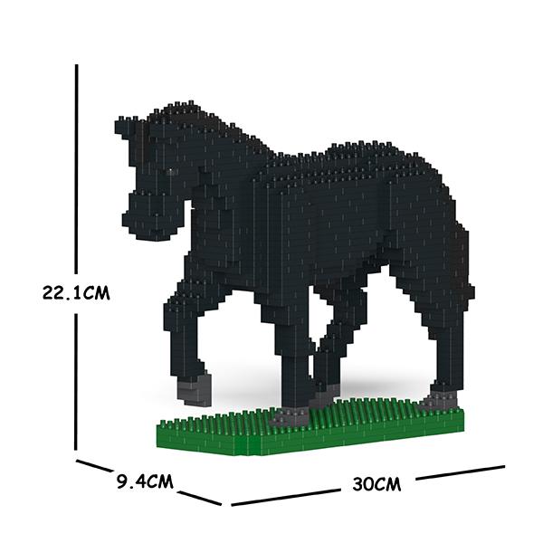 JEKCA ジェッカブロック ウマ 02S-M03 Sculptor st19hs02-m03