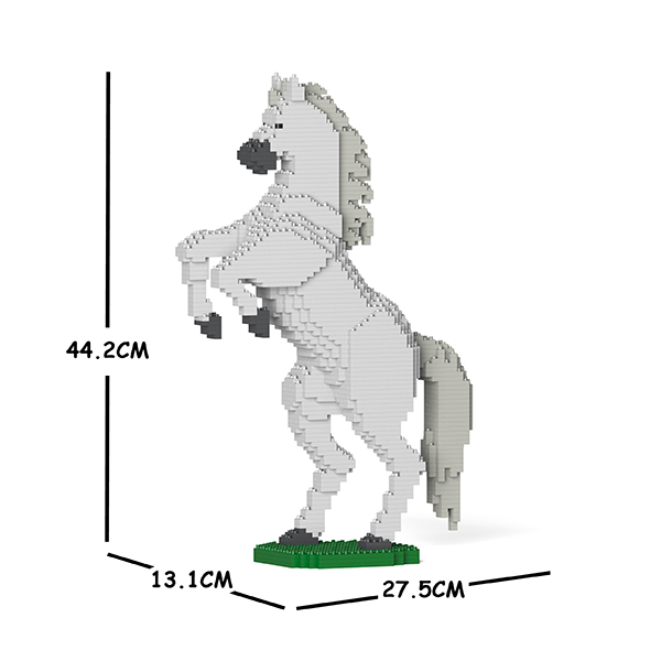 JEKCA ジェッカブロック ウマ 03S-M02 Sculptor ST19HS03-M02