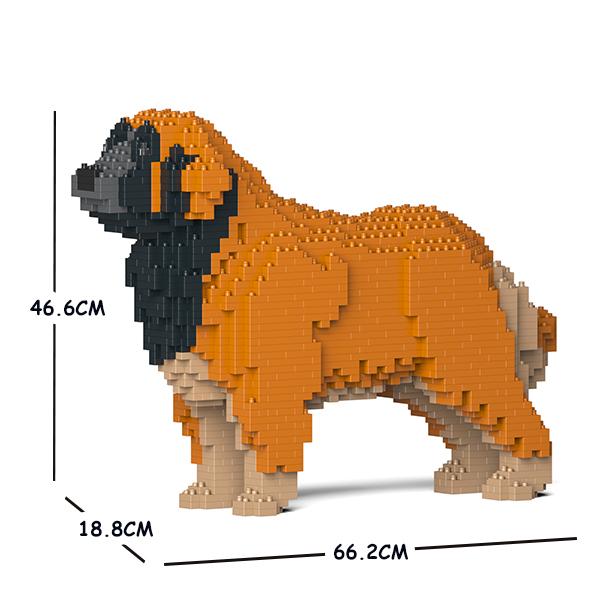 猫 ネコ ねこ 犬 いぬ 動物 block animal dog cat CM19PT63-M01 パズル Craftsman 送料無料 JEKCA 輸入 レオンベルガー ホビー ジェッカブロック ストアー 01C-M01 大人向けおもちゃ